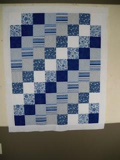 Beaquilter: Little Twister quilt