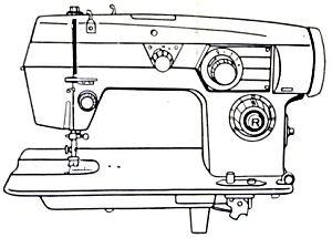 Domestic+model+564+sewing+machine+manual+(Machines+name