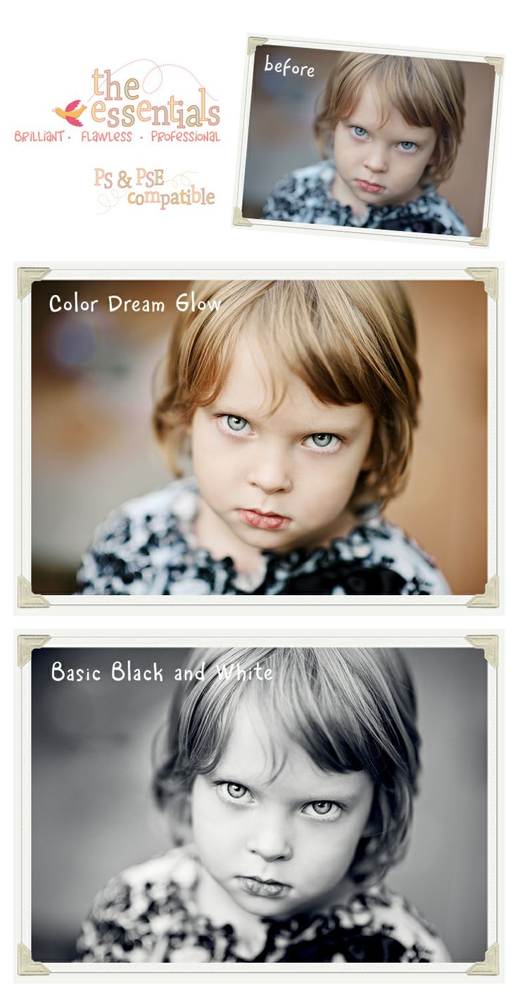 How to fix color cast in photoshop elements - Photoshop Elements Actions