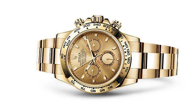 Orologio Rolex Cosmograph Daytona: Oro giallo 18 ct. – 116508