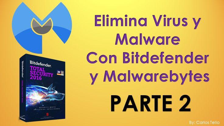 Como Eliminar Virus del PC al 100% 2016 PARTE 2