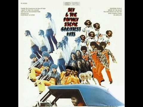 Sly & the Family Stone - Hot Fun in the Summertime   1969