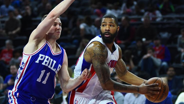 Tonight at the Wells Fargo Center, the Philadelphia 76ers will try to avoid getting swept in their season series against the Detroit Pistons. They'll also attempt to win back-to-back games for the first time this year.
