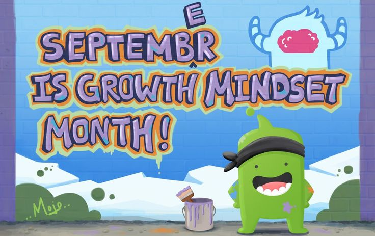 A brand new video series on Growth Mindset is here!