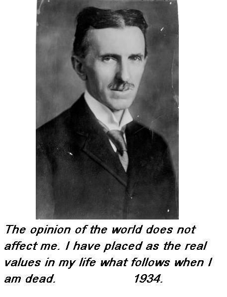 tesla the father of modern A2a nikola tesla is legitimately the father of the modern world why well, here - 1 he is the father of wireless radio communication and that is where he laid the foundation of a wireless world.