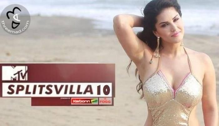 MTV Splitsvilla Is The Hottest Indian Television Reality Show Sunny Leone