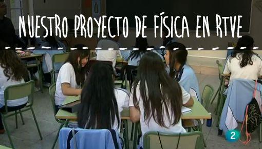 Proyecto de Física en la RTVE
