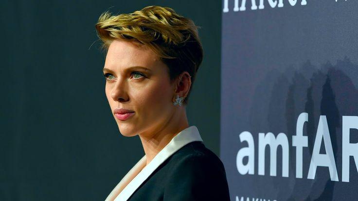 Scarlett Johansson for Grandma