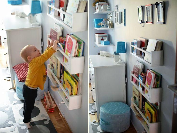 P�eczki w pokoju dziecka