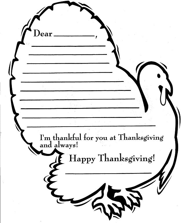 I am thankful picture to color coloring pages pinterest for I am thankful for turkey coloring page