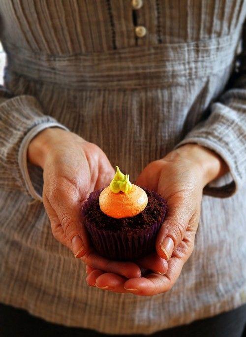 Habrépás muffin recept