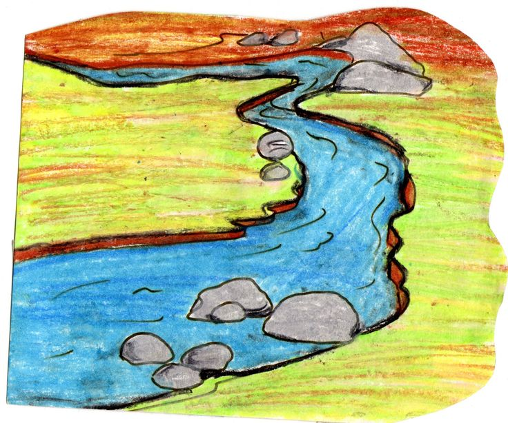 el arroyo de Querit