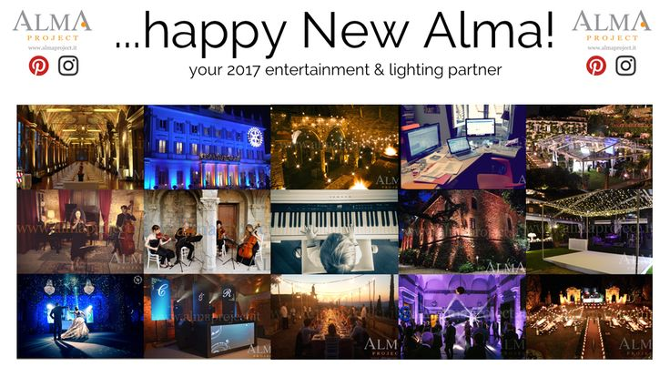 Happy New Alma!
