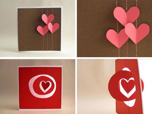 41 best images about Valentines Day cards – Easy Handmade Valentine Cards