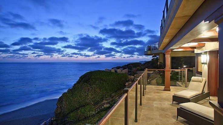 Million dollar ocean homes around the world-California USA