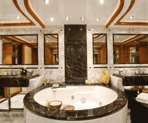 Art Nouveau And Deco Bathroom Interior Design