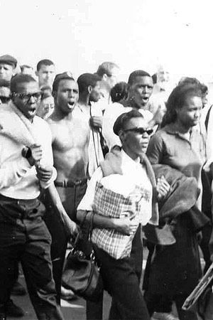 The Unforgettable Funeral of Jimmie Lee Jackson. - Arnold recounts events in Marion and Selma, Alabama in the spring of 1965 when civil rights protester Jimmie Lee Jackson was beaten to death. Although shaken, fellow protesters including Jackson's parents refused to respond with hatred and revenge. http://www.plough.com/en/articles/2015/january/selma-1965-jimmie-lee-jacksons-funeral