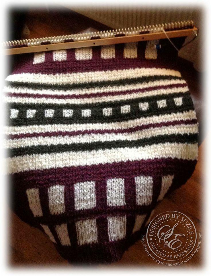 Knitting Loom Blanket : Best loom knitting blankets images on pinterest