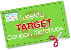 Target Coupon Matchups 12/15-12/21 - Raining Hot Coupons