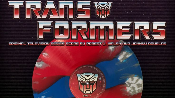 As catchy as its opening theme was, music from the original Transformers cartoon has never had an official release. Hasbro and Legacy Recordings  fix that grave oversight on March 9 with the release of Hasbro Studios Presents '80s TV Classics: Music from The Transformers. On vinyl, no less.