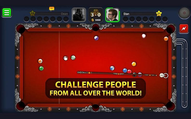 8 Ball Pool- screenshot
