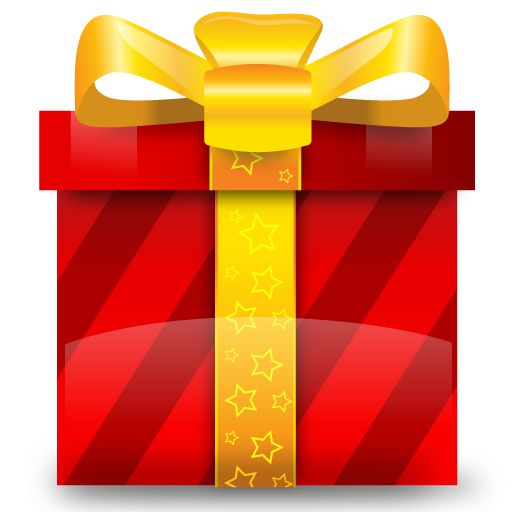 Holiday Gift Icon Png image #9828
