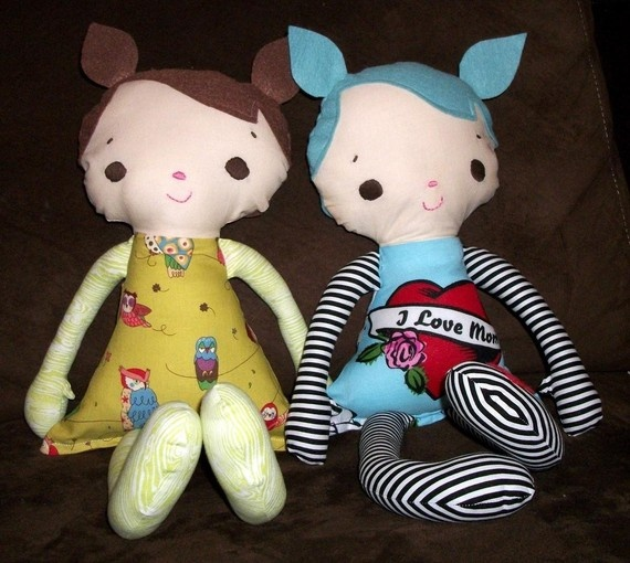Love these dolls!