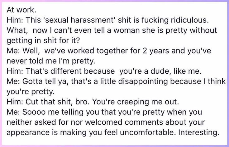 it really isnt that fucking hard to understand