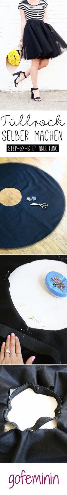 ber ideen zu t llrock anleitung auf pinterest ein tutu machen anleitungen und n hen. Black Bedroom Furniture Sets. Home Design Ideas