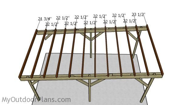 Flat Roof Carport Plans With Images Carport Plans Flat Roof Shed Diy Shed