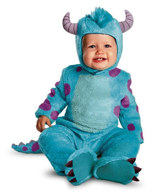 Baby Boy Monsters University Sully Costume