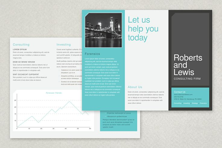 163 best images about Brochure Design Templates on Pinterest ...