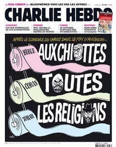 Les Unes de Charlie Hebdo : Tous les messages sur Les Unes de Charlie Hebdo - Page 6 - Strips Journal