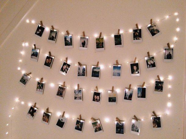 barcelona, bedroom, christmas, cute, decor, diy, fairylights, frien, friendships, fujifilm, inspiration, inspire, instax, life, light, lithuania, love, memories, newyork, paris, pink, polaroid, room, vacation, wall, winter, First Set on Favim.com