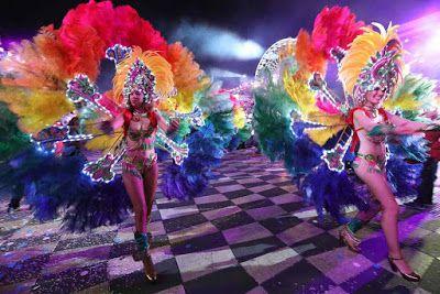 blogdetravel: Carnavalul de la Nisa