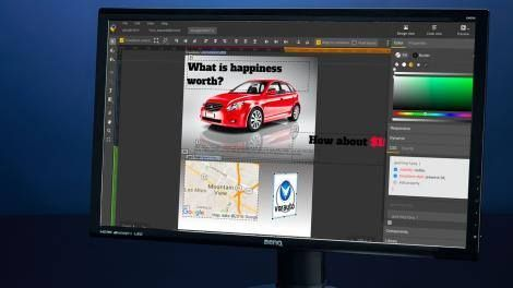 Round up: The best free website builder 2016 -> http://www.techradar.com/1138669  Download the best free website builders  Build your own website  Web design software transformed web building: if you were a keen coder software could speed up your coding with auto-completion and macros; if you preferred to design visually your software would turn your designs into code and stick them online.  Although more and more web building platforms are online and based around fairly inflexible templates…