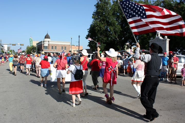 july 4th parade flagstaff