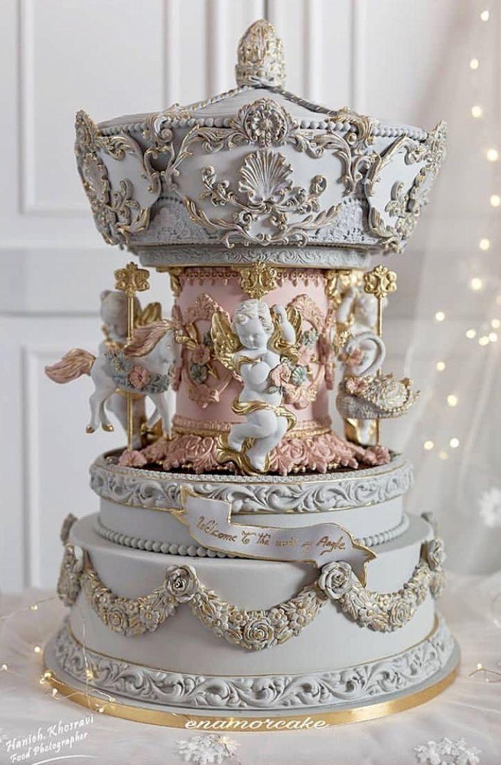 Beeindruckend. Ich würde das für meine Schwester lieben … sieh dir alle Details an. .tolle! !!!!   – Wedding Cakes