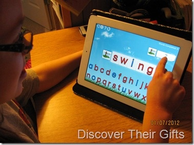 MFW family with current ECC weekly updates... here showing iPad app recommendations @ discovertheirgifts.blogspot.com