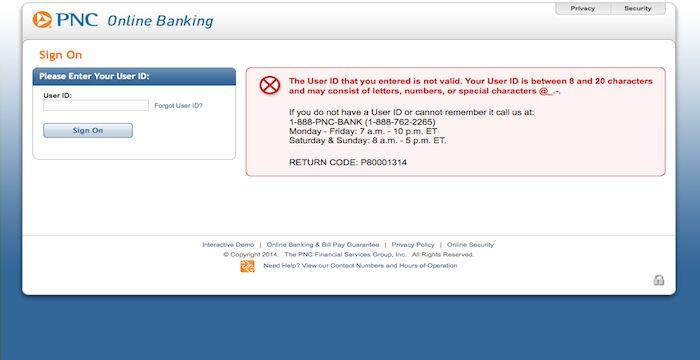 PNC Online Banking Login Online banking, Banking, Online