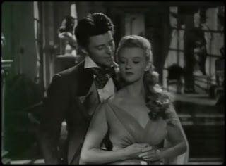 """Gérard Philipe & Simons Valère - """"La Beauté du Diable"""" (1949) - René Clair (1949)"""