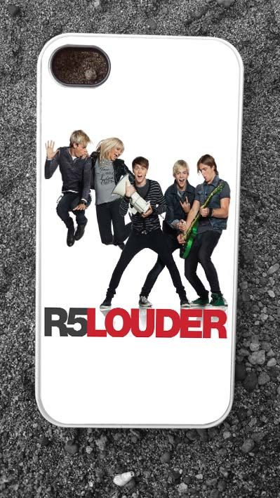 R5 Louder iPhone 4/4s/5 Case Samsung Galaxy by casesisri on Etsy, $13.55 PLLLLLLEEEEEEEAAAASE?