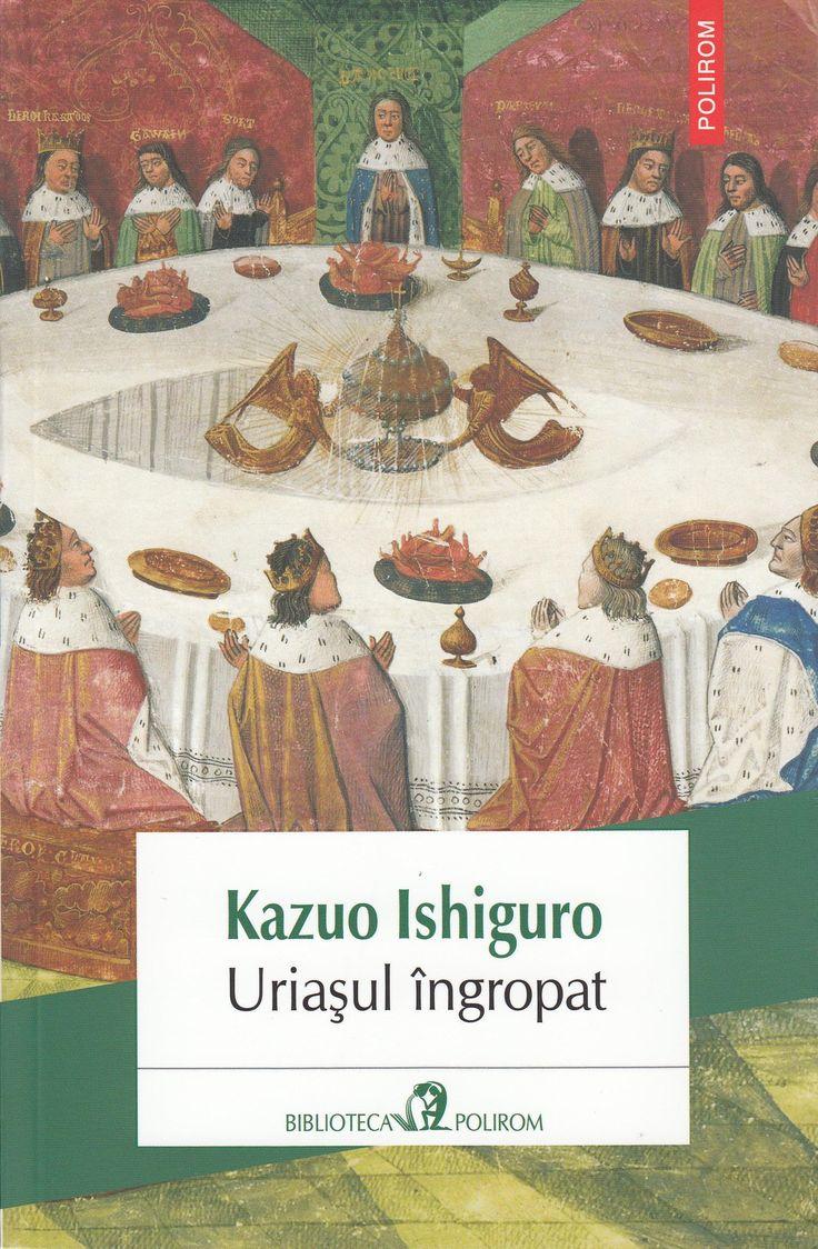 Uriasul ingropat de Kazuo Ishiguro. O poveste magica, supranaturala, infioratoare. #cartidecitit #decitit #buriedgiant