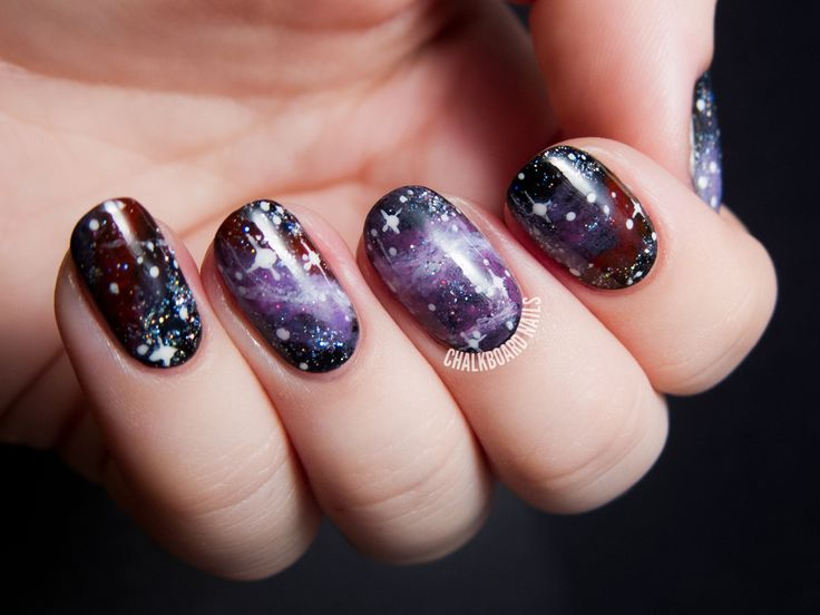 The 31 Day Challenge 2014 Roundup Post | Chalkboard Nails | Nail ...