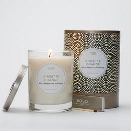 KOBO Anisette Orange candle