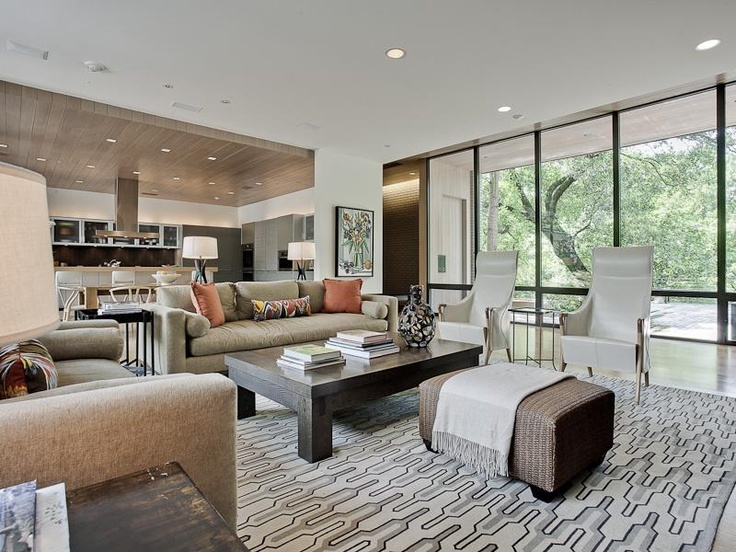 140 best Living Rooms images on Pinterest | Living spaces, Cool ...