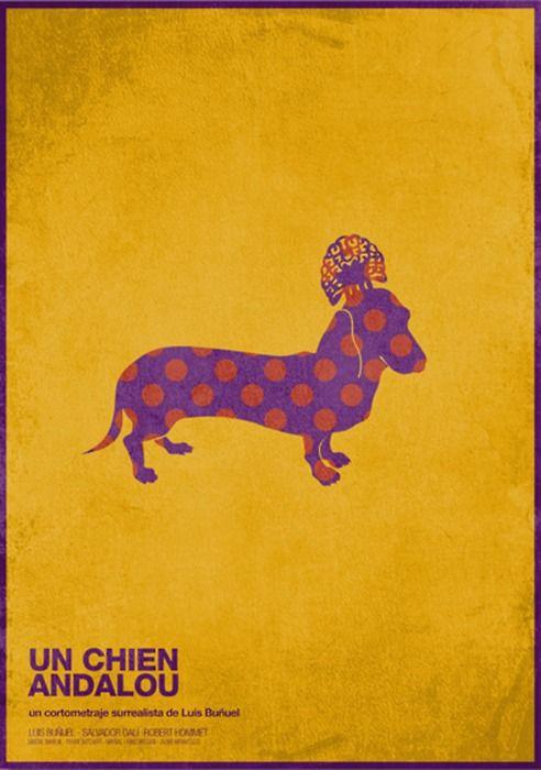 bunuel/un chien andalu