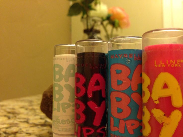 MAYBELLINE BABY LIPS SETS