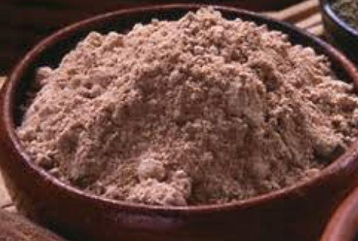 Pinole express con harina de maíz.