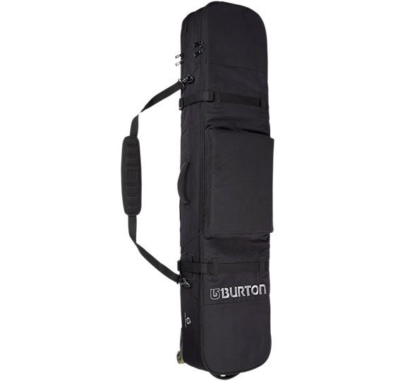 Wheelie Board Case In True Black - Burton
